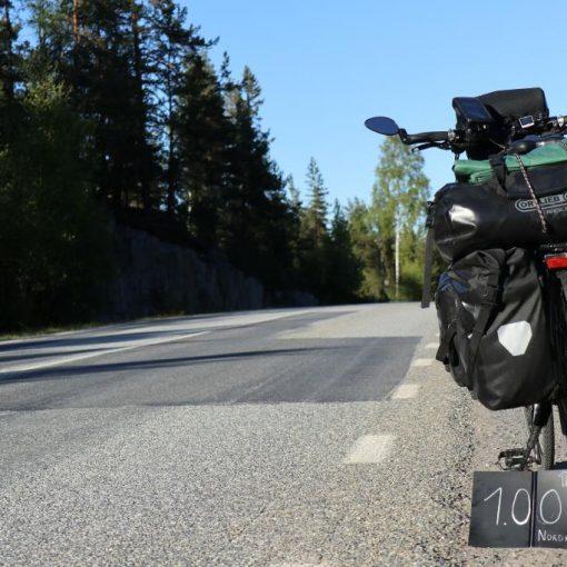 Noch 1000 km